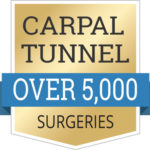 Over 5,0000 Carpal Tunnel Surgeries