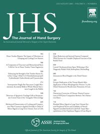 JHS Publication by Dr. Roger Khouri