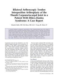 Publication 4 by Dr. Roger Khouri