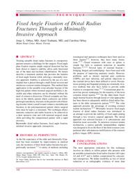Publication 6 by Dr. Roger Khouri