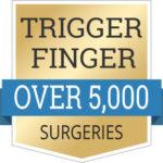 Over 5,000 Trigger Finger Surgeries Performed