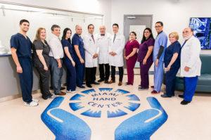 The Miami Hand Center Staff